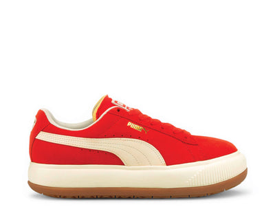 Puma Suede Mayu UP Grenadine - Marshmallow 381650 02