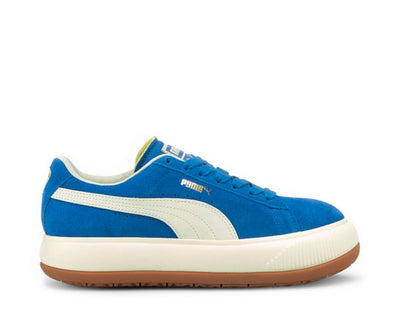Puma Suede Mayu UP Lapis Blue - Marshmallow 281650 01