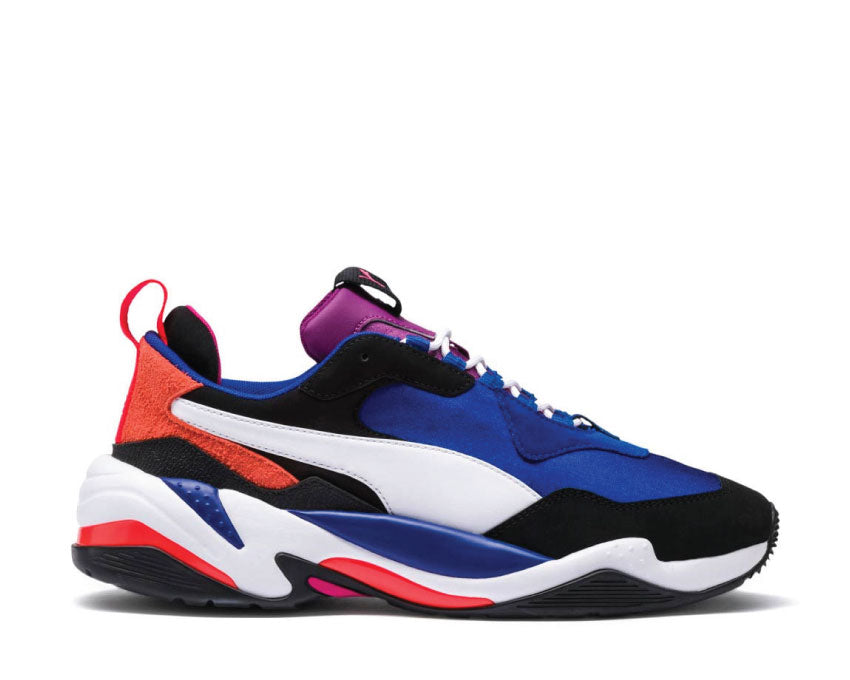 Puma Thunder 4 Life Puma Blue Red White 369471 01
