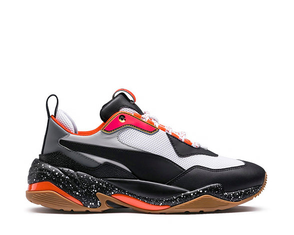 Puma Thunder Electric Black Orange 367996-01