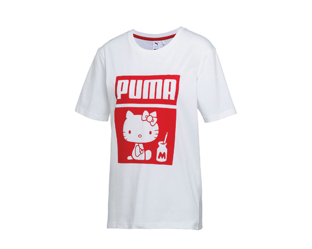 Puma X Hello Kitty T-Shirt 576730 02