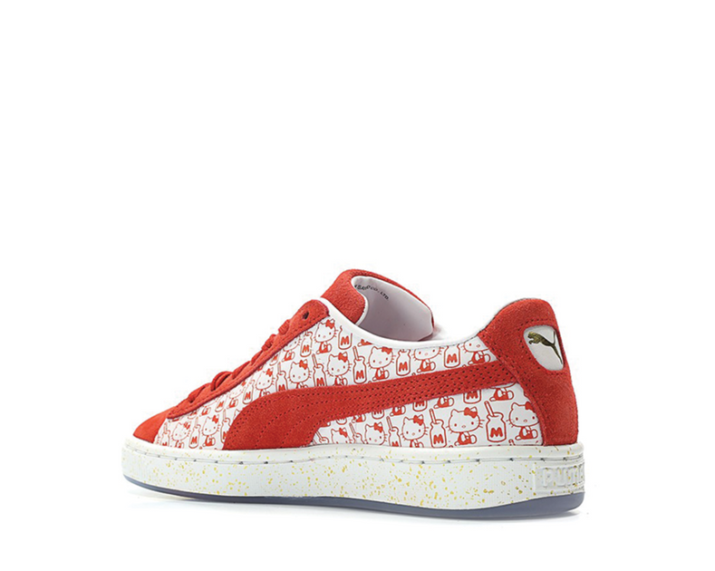 new arrivals 440f2 57c64 Puma X Hello Kitty Wmns Suede Classic