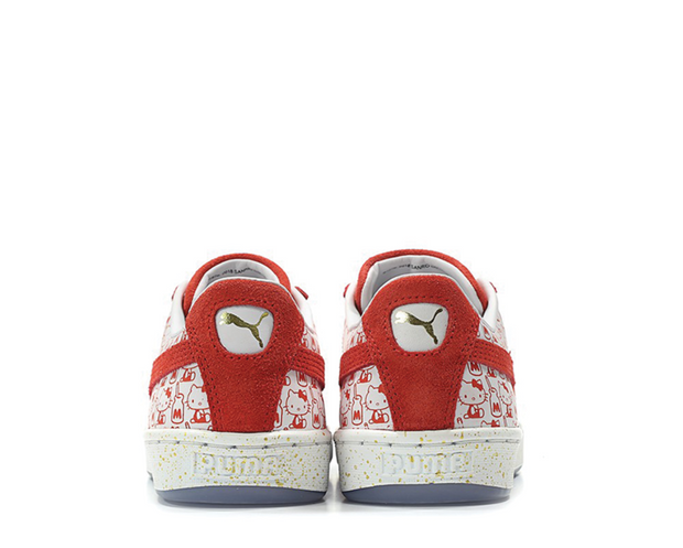 Puma X Hello Kitty Suede Classic 366306 01