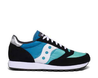 Saucony Jazz Fade Black / Blue / Green S70485-1