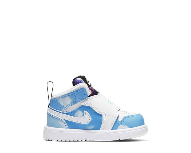 Sky Jordan 1 Fearless University Blue / White - Black CT2478-400