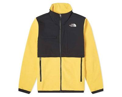 The North Face Denali Fleece Jacket Yellow t93xau70m