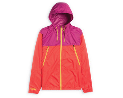 The North Face M 1990 Seasonal Mountain Jacket Fiery Red / Wild Aster Purple NF0A2S4ZP99