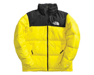 The North Face M 1996 Retro Nuptse Jacket Lemon NF0A3C8DDW91