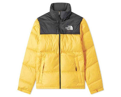 The North Face M 1996 Retro Nuptse Jacket Yellow nf0a3c8d-70m