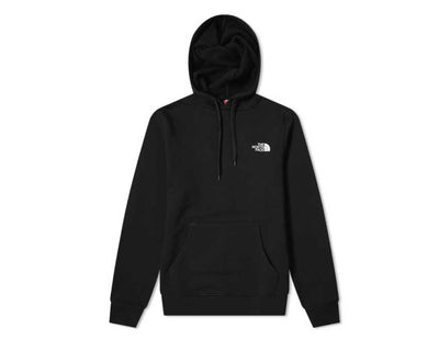 The North Face M Graphic Hoodie Black / White NF0A492AKY41