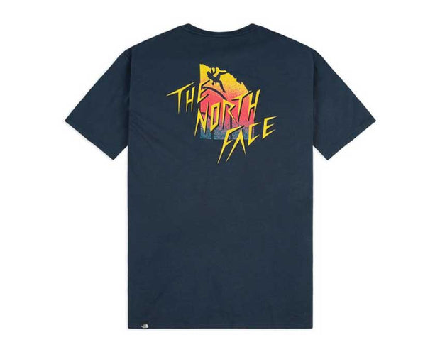 The North Face M Master Of Stone Tee Urban Navy NF0A492IH2G1
