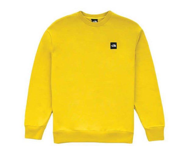 The North Face Master Of Stone Crew Bamboo Yellow NF0A4C9JZBJ1
