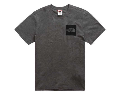 The North Face S/S Fine Tee Grey T0CEQ5DYY