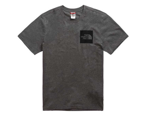 The North Face S/S Fine Tee Grey
