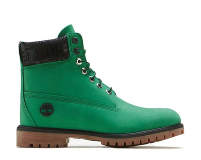 Timberland NBA Boston Celtics Boots Medium Green Nubuck TB0A284UH31