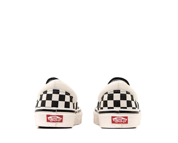 VANS Classic Slip-On 9 Checker Anaheim Factory VN0A3JEXPU11
