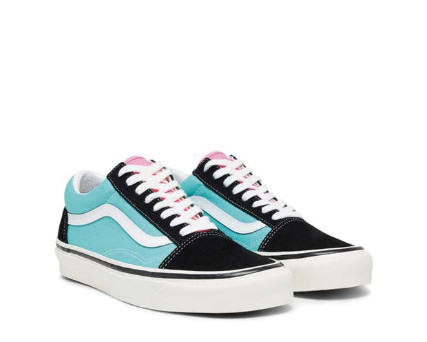 Vans Old Skool 36 DX Anaheim Factory Black / Aqua VN0A38G2VPJ1