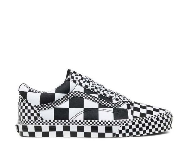 Vans Old Skool All Over Checkerboard Black / White VN0A4BV5V8U1