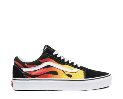 Vans Old Skool Flame Black VN0A38G1PHN1