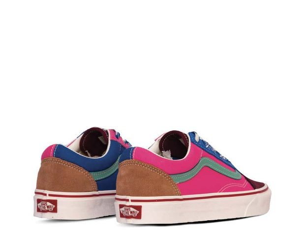 Vans Old Skool Frayed Laces Pink VN0A4BV5VZL1