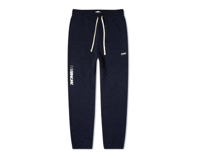 Wood Wood Sigurd Logo Sweat Pant Navy 12015007-2136
