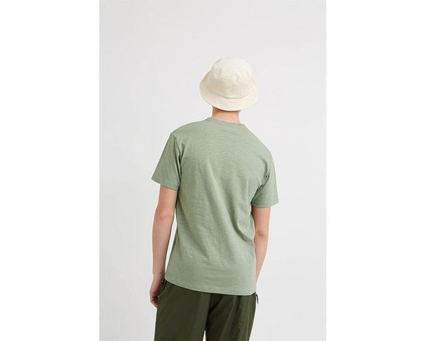 Wood Wood Slater T-shirt Dusty Green 11935705-2469