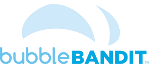 Bubble Bandit Logo