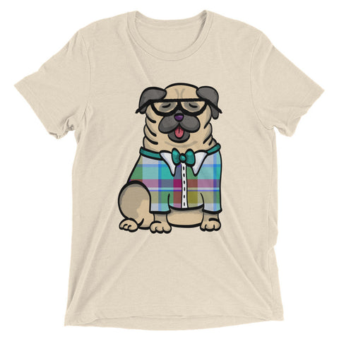 Pug Geek  - No Text - Unisex Pug Shirt