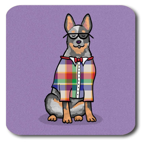 Australian Cattle Dog - Blue Heeler Coasters