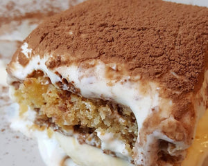 Keto Tiramisu by Keto Copy