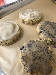 Good Dee's Blueberry Earl Grey Scones