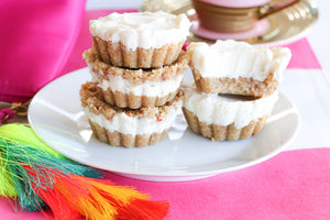 Good Dee's No Bake Cream Cheese Carrot Cups