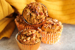 Good Dee's Pumpkin Cracker Muffins