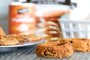 Spiced Pumpkin Chip Donut Bread - Nut Free