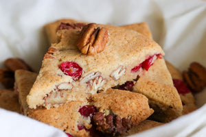 Good Dee's Cranberry Pecan Scones