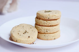 Good Dee's Rosemary Shortbread Cookies
