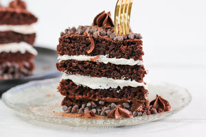 Black Forest Chocolate Cake + Bonus Recipe