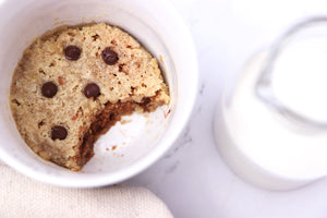 Good Dee's Blonde Chocolate Chip Mug Cake