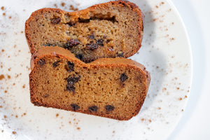 Good Dee's Cinnamon Raisin Chip Bread - Fall Favorite!
