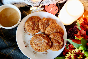 Good Dee's Pumpkin Sugar Free Cookies