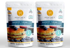 Blueberry Pancake 2 Pack