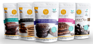 Good Dee's Chocolate Lovers (Seasonal) Bundle - Our Best Chocolate Mixes For The Low Carb Lover