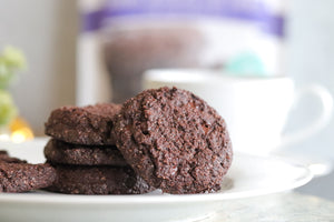 Good Dee's Double Chocolate Chip Cookie Mix - Keto Friendly, Low Carb, Diabetic Friendly, Sugar Free