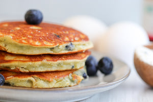 Good Dee's Blueberry Pancake Mix - Low carb, Keto friendly, No sugar alcohols, 2g net carbs