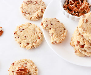 Good Dee's Butter Pecan Cookie Mix - Low carb, Keto friendly, Sugar Free, Gluten free, 2g net carb