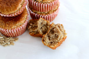 Good Dee's Muffin Mix – Low carb, Keto friendly, Sugar Alcohol Free, Gluten free, 2g net carbs