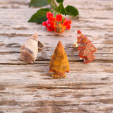 Agate Arrowhead Ring - Gypsy Soul Jewellery  - 1