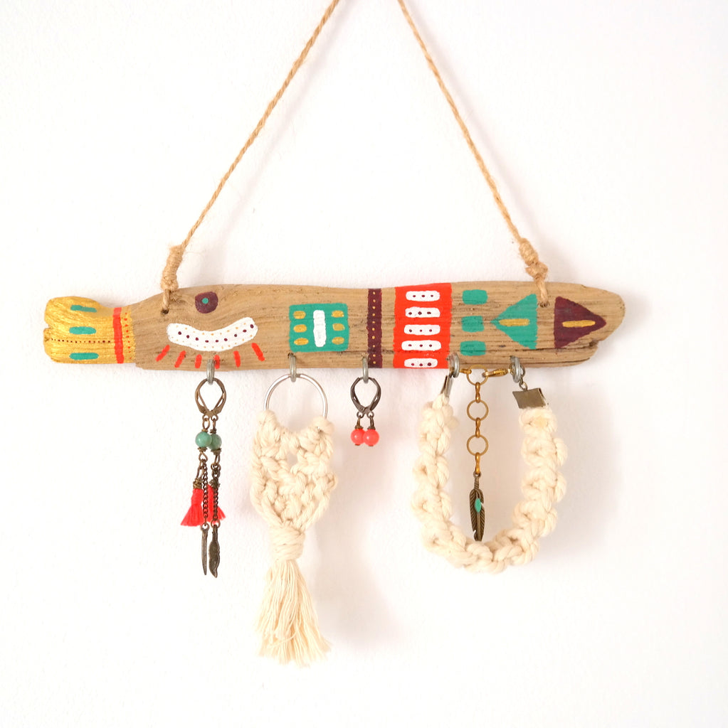 Aztec Jewellery Holder