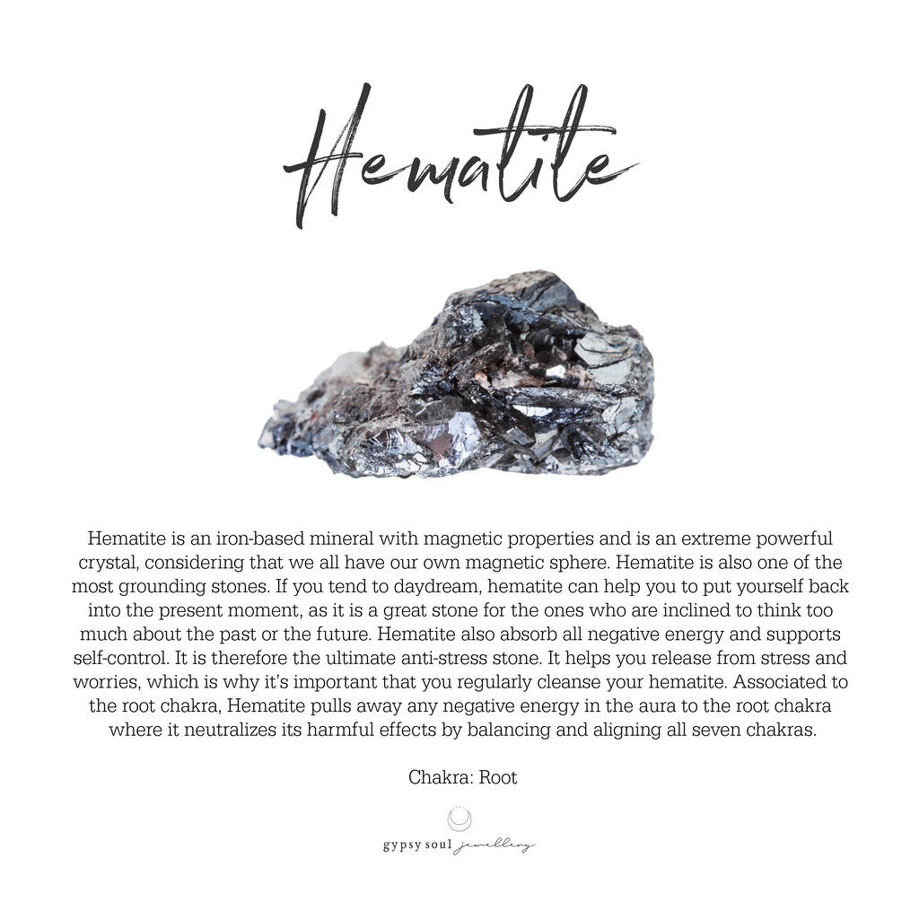 Hematite Meaning