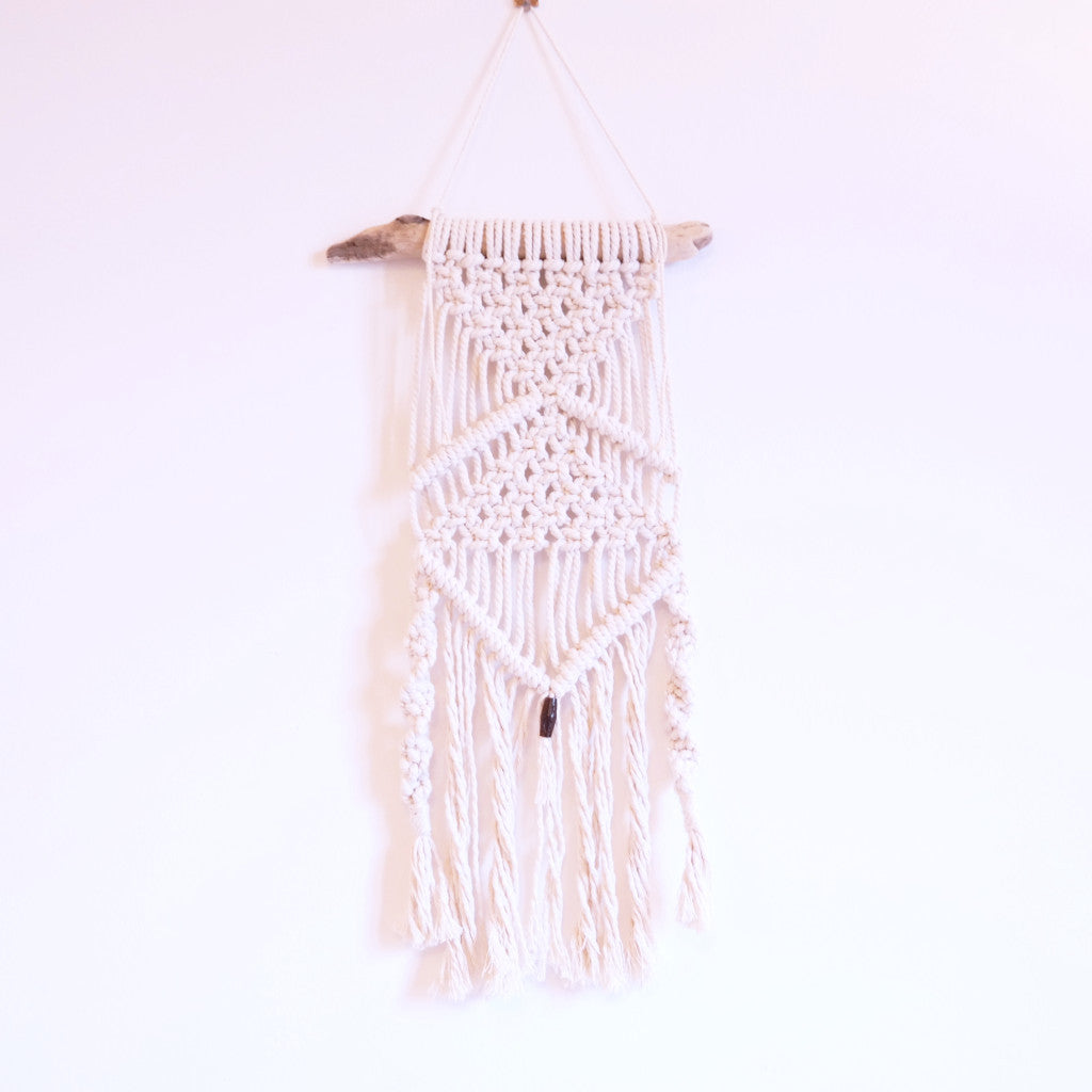 Macramé Wall Hanging - Gypsy Soul Jewellery